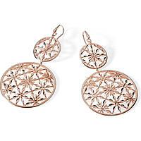 boucles d'oreille femme bijoux Ambrosia Bronzo ABO 015