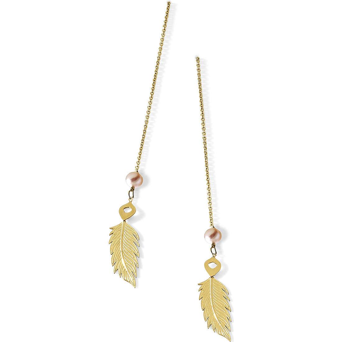 boucles d'oreille femme bijoux Ambrosia Evergreen AOP 078
