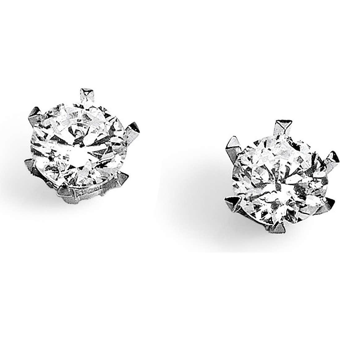 boucles d'oreille femme bijoux Ambrosia Evergreen AOZ 165