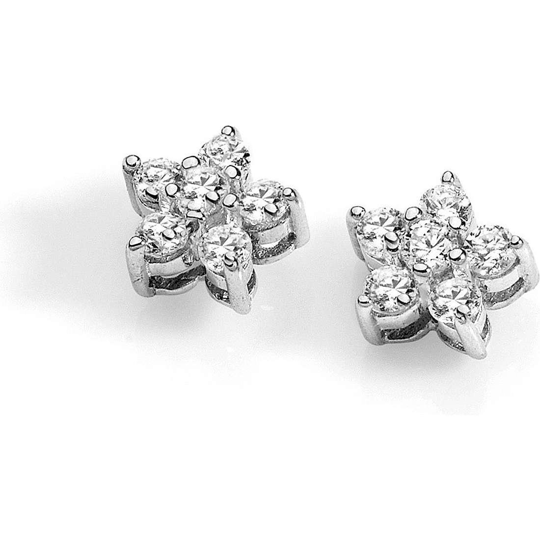 boucles d'oreille femme bijoux Ambrosia Evergreen AOZ 167