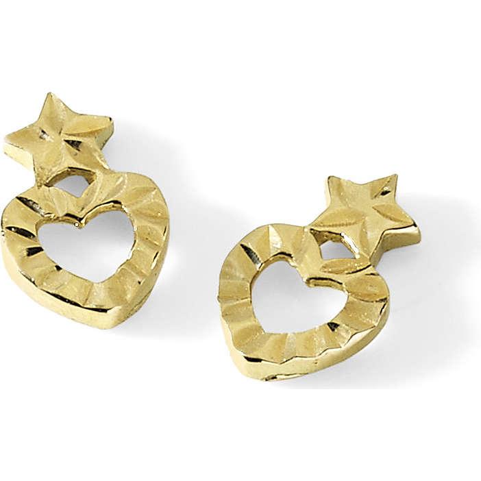 boucles d'oreille femme bijoux Ambrosia Evergreen AOZ 174