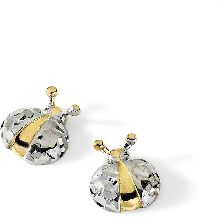 boucles d'oreille femme bijoux Ambrosia Evergreen AOZ 176
