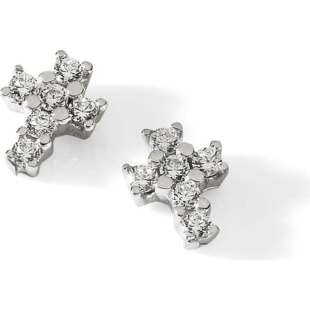 boucles d'oreille femme bijoux Ambrosia Evergreen AOZ 180