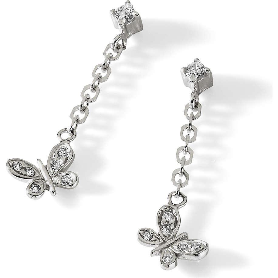 boucles d'oreille femme bijoux Ambrosia Evergreen AOZ 182