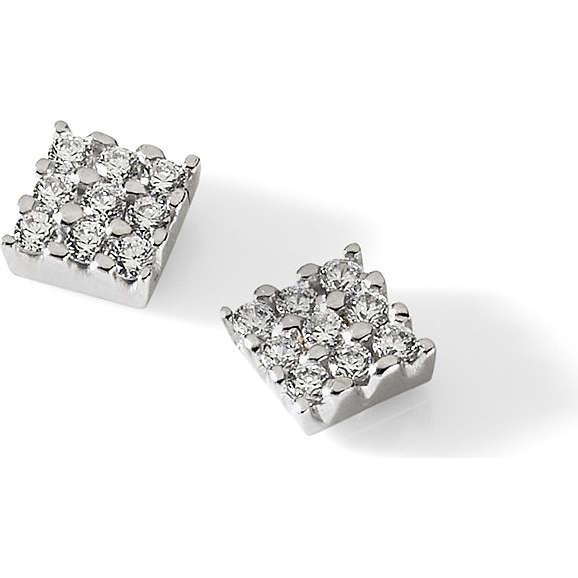 boucles d'oreille femme bijoux Ambrosia Evergreen AOZ 184