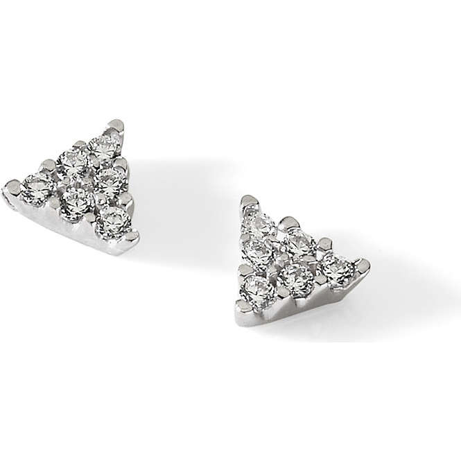 boucles d'oreille femme bijoux Ambrosia Evergreen AOZ 185