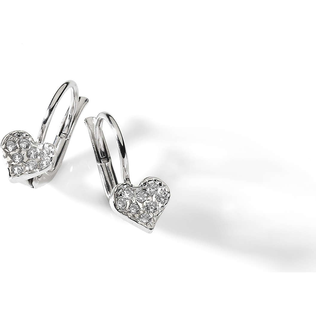 boucles d'oreille femme bijoux Ambrosia Evergreen AOZ 186