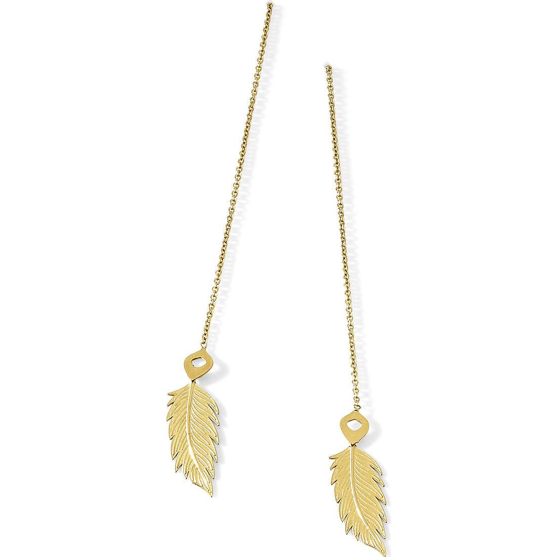 boucles d'oreille femme bijoux Ambrosia Evergreen AOZ 188