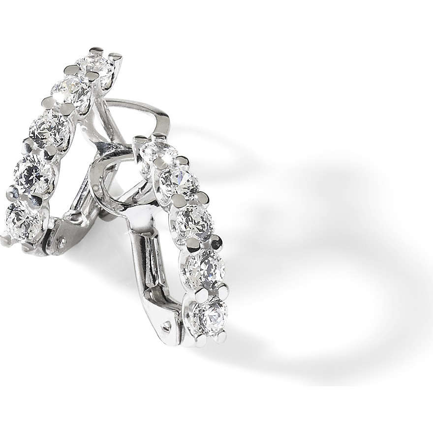 boucles d'oreille femme bijoux Ambrosia Evergreen AOZ 190