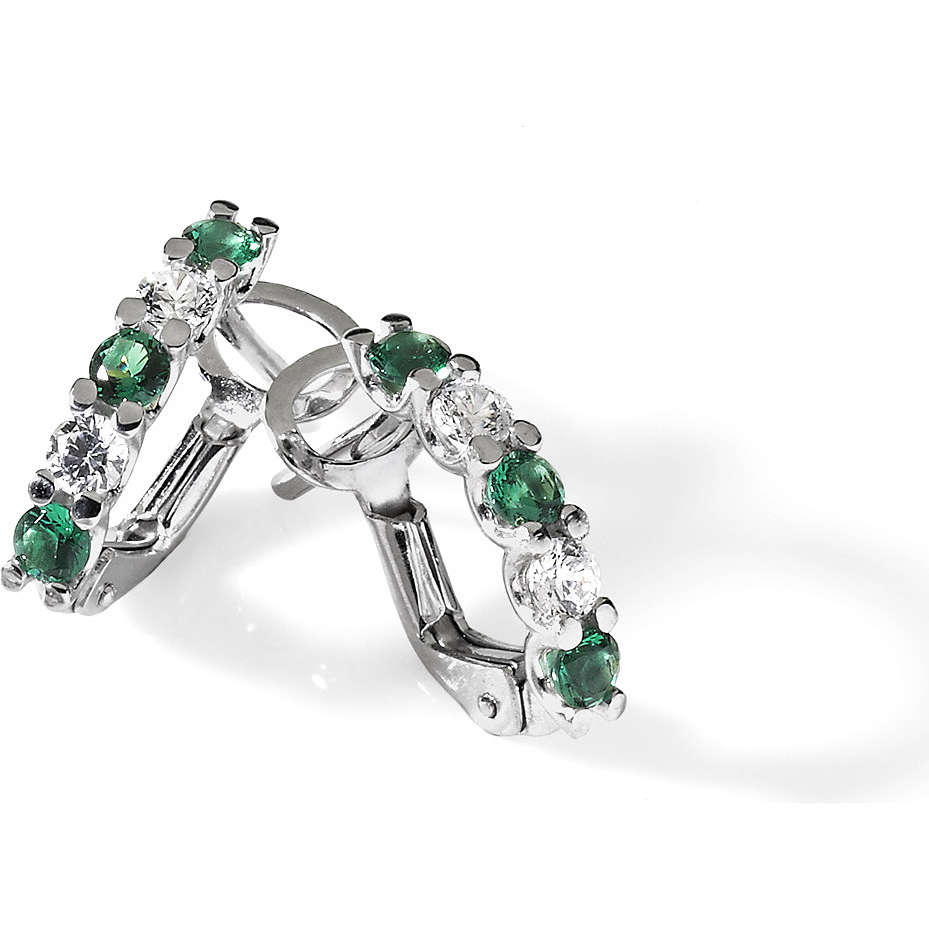boucles d'oreille femme bijoux Ambrosia Evergreen AOZ 192