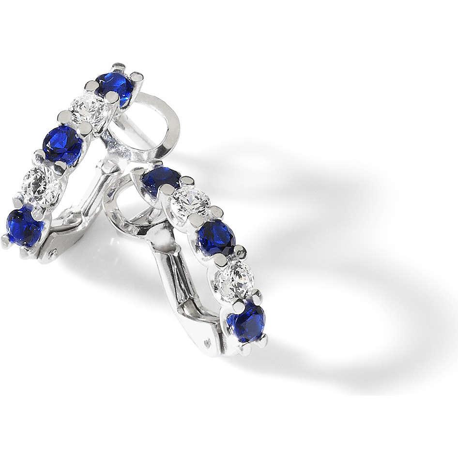 boucles d'oreille femme bijoux Ambrosia Evergreen AOZ 193