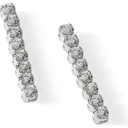 boucles d'oreille femme bijoux Ambrosia Evergreen AOZ 195