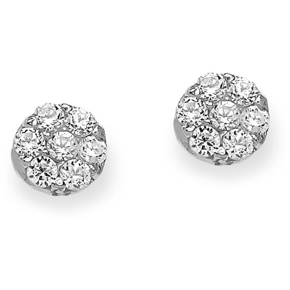 boucles d'oreille femme bijoux Ambrosia Glam Love AOZ 255