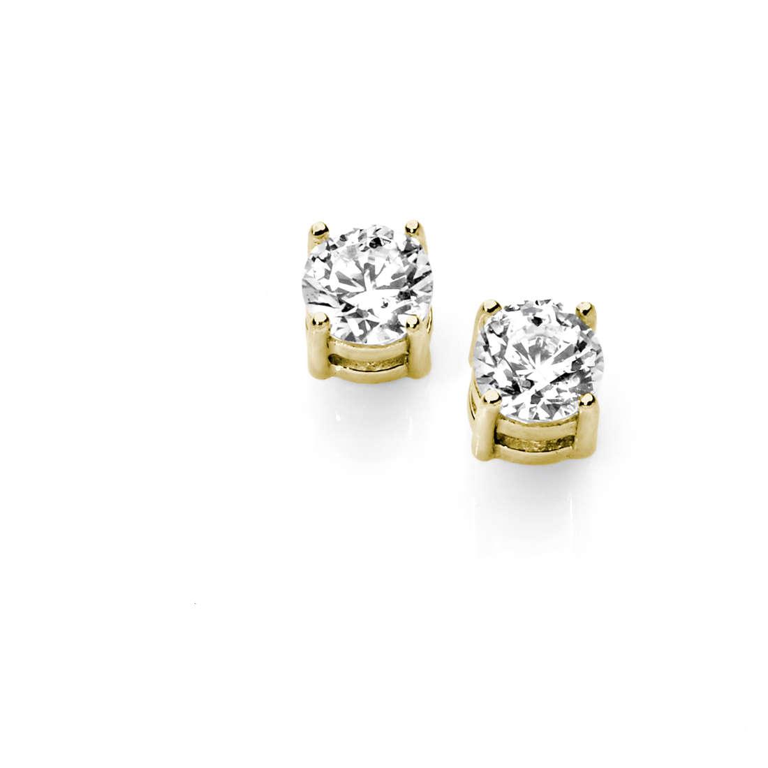 boucles d'oreille femme bijoux Ambrosia Glam Love AOZ 265