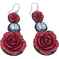boucles d'oreille femme bijoux Ambrosia Rose ABO 036