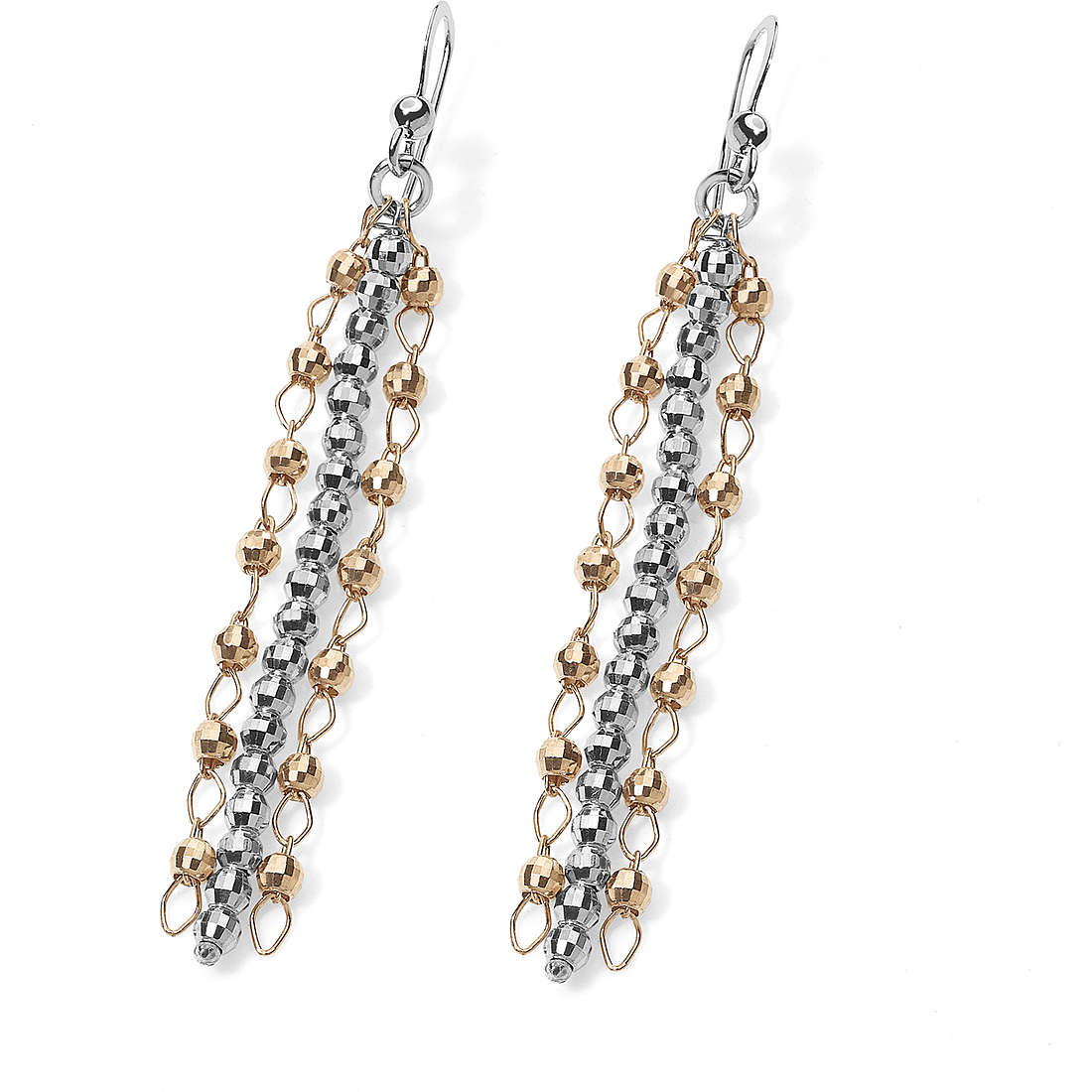 boucles d'oreille femme bijoux Ambrosia Seventies AAO 103