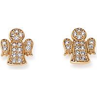boucles d'oreille femme bijoux Amen Angeli EAR