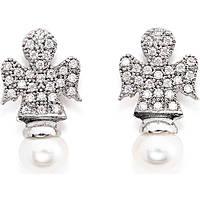 boucles d'oreille femme bijoux Amen Angeli OAPB