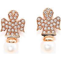 boucles d'oreille femme bijoux Amen Angeli OAPR