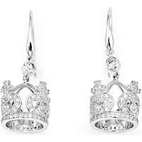 boucles d'oreille femme bijoux Amen Corone EC2