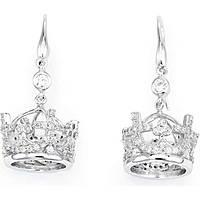 boucles d'oreille femme bijoux Amen Corone EC3