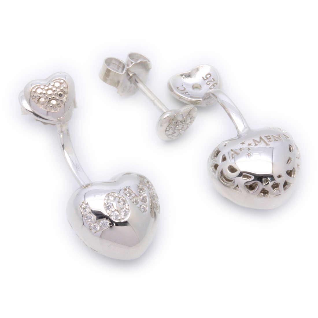 boucles d'oreille femme bijoux Amen ELO