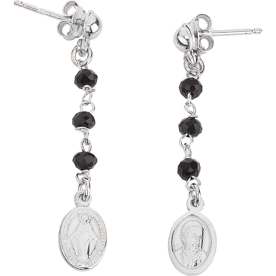 boucles d'oreille femme bijoux Amen OROBN2