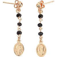 boucles d'oreille femme bijoux Amen ORORN2
