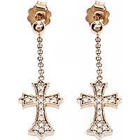 boucles d'oreille femme bijoux Amen Padre Nostro ORCZR