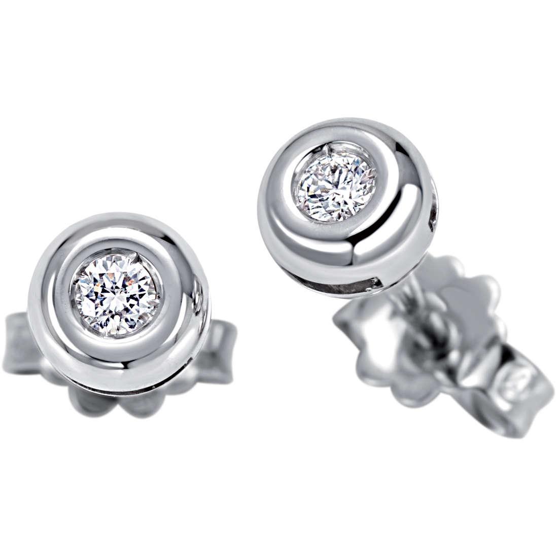 boucles d'oreille femme bijoux Bliss Bagliori 20060863