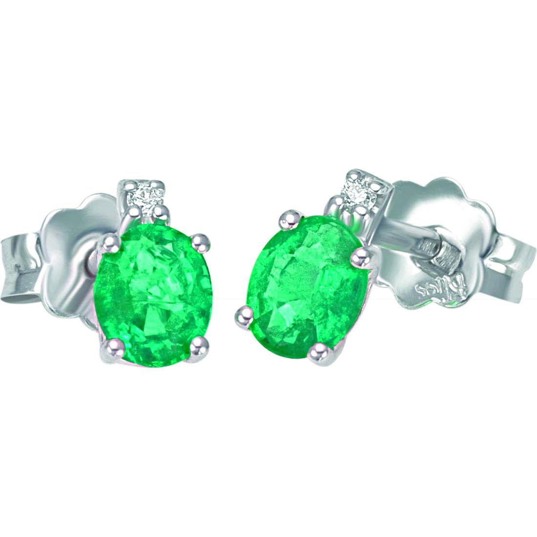 boucles d'oreille femme bijoux Bliss Briosa 20060587