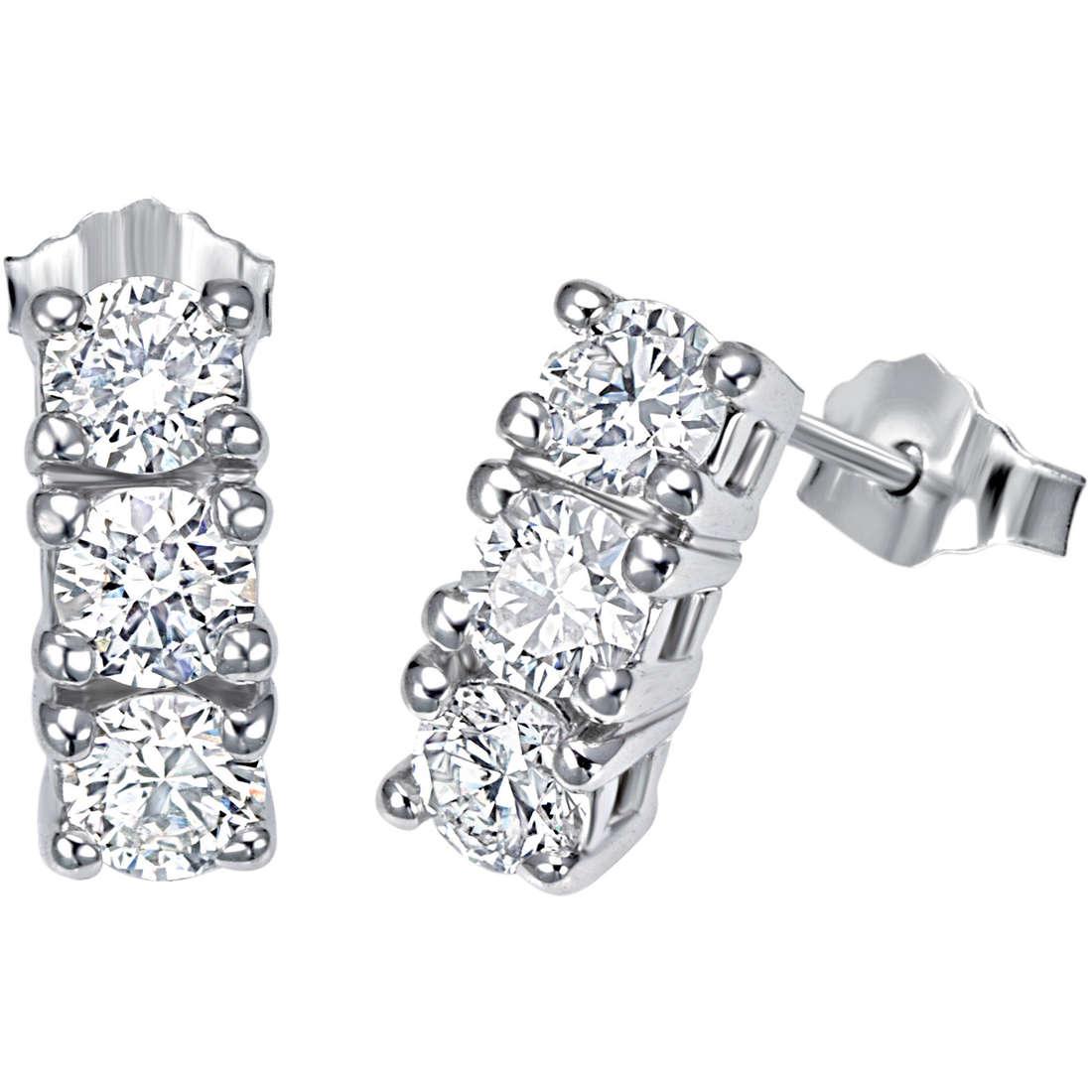 boucles d'oreille femme bijoux Bliss Carezza 20060850