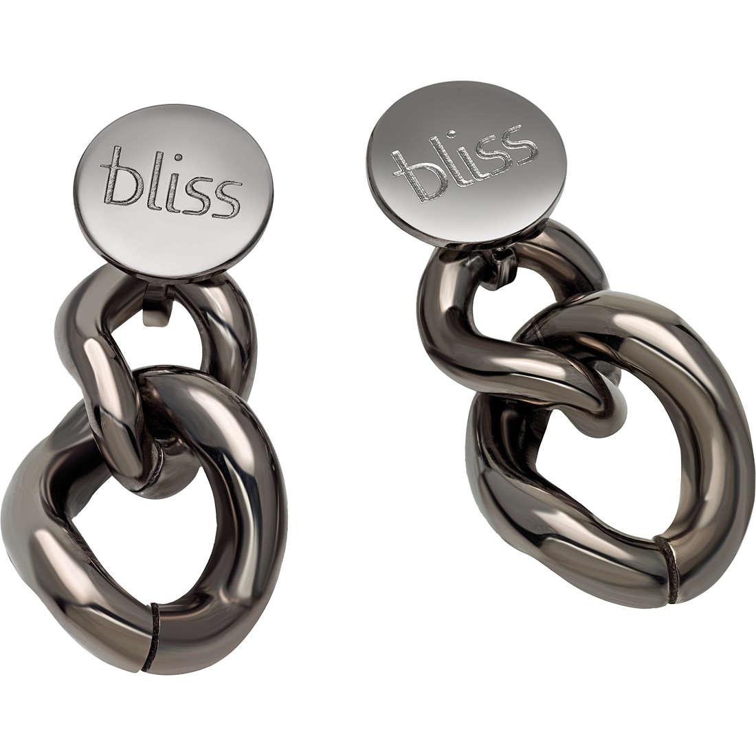 boucles d'oreille femme bijoux Bliss Cherish 20058079