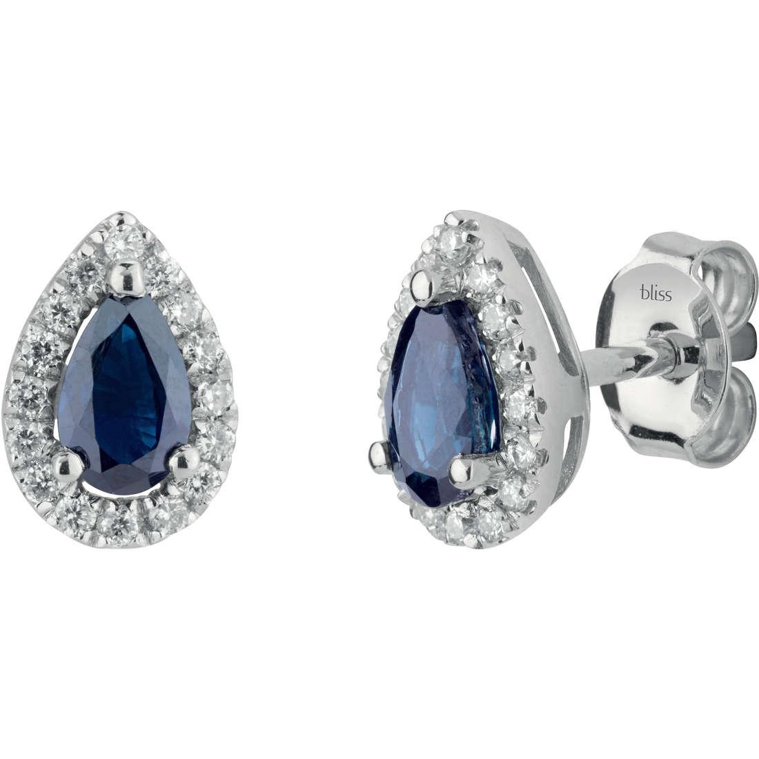 boucles d'oreille femme bijoux Bliss Fox Trot 20070608