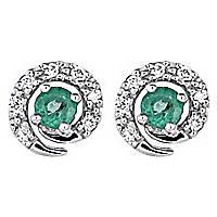 boucles d'oreille femme bijoux Bliss Girandola 20030040