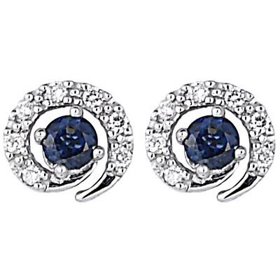 boucles d'oreille femme bijoux Bliss Girandola 20030046