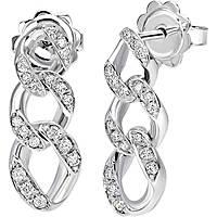 boucles d'oreille femme bijoux Bliss Intreccio 20070743