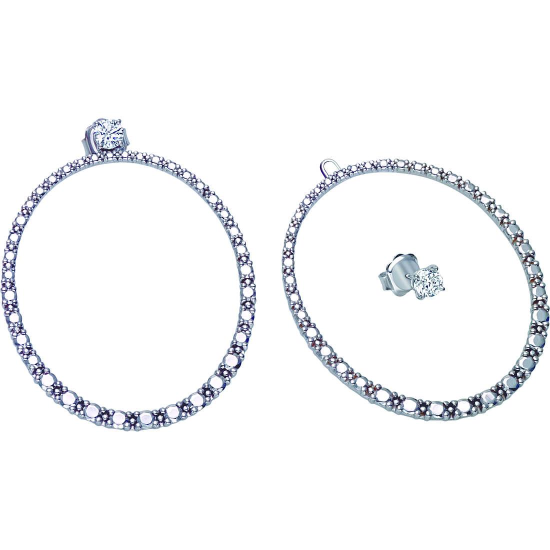 boucles d'oreille femme bijoux Bliss Jade 20061225