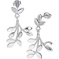 boucles d'oreille femme bijoux Bliss Leaves 20071641