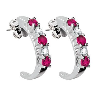 boucles d'oreille femme bijoux Bliss Magia 20004698