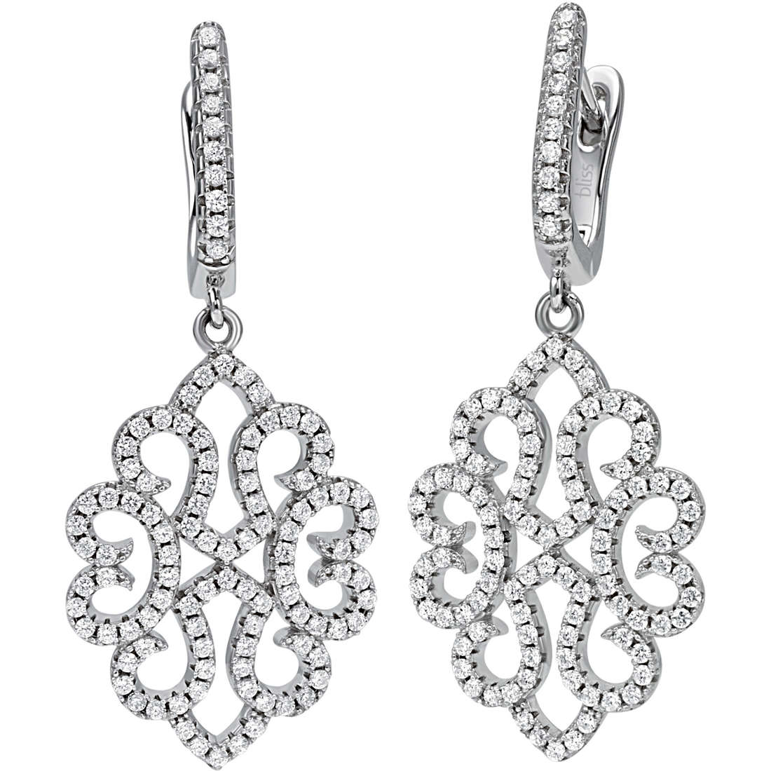 boucles d'oreille femme bijoux Bliss Nancy 20069746