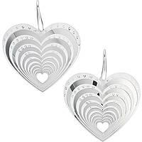 boucles d'oreille femme bijoux Bliss Onelove 20073517