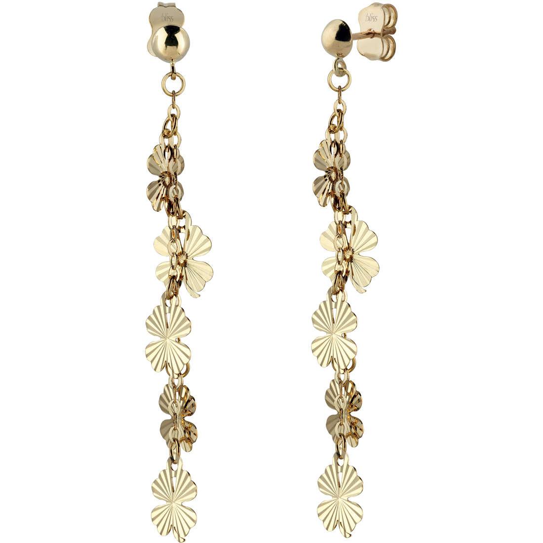 boucles d'oreille femme bijoux Bliss Organza 20071234