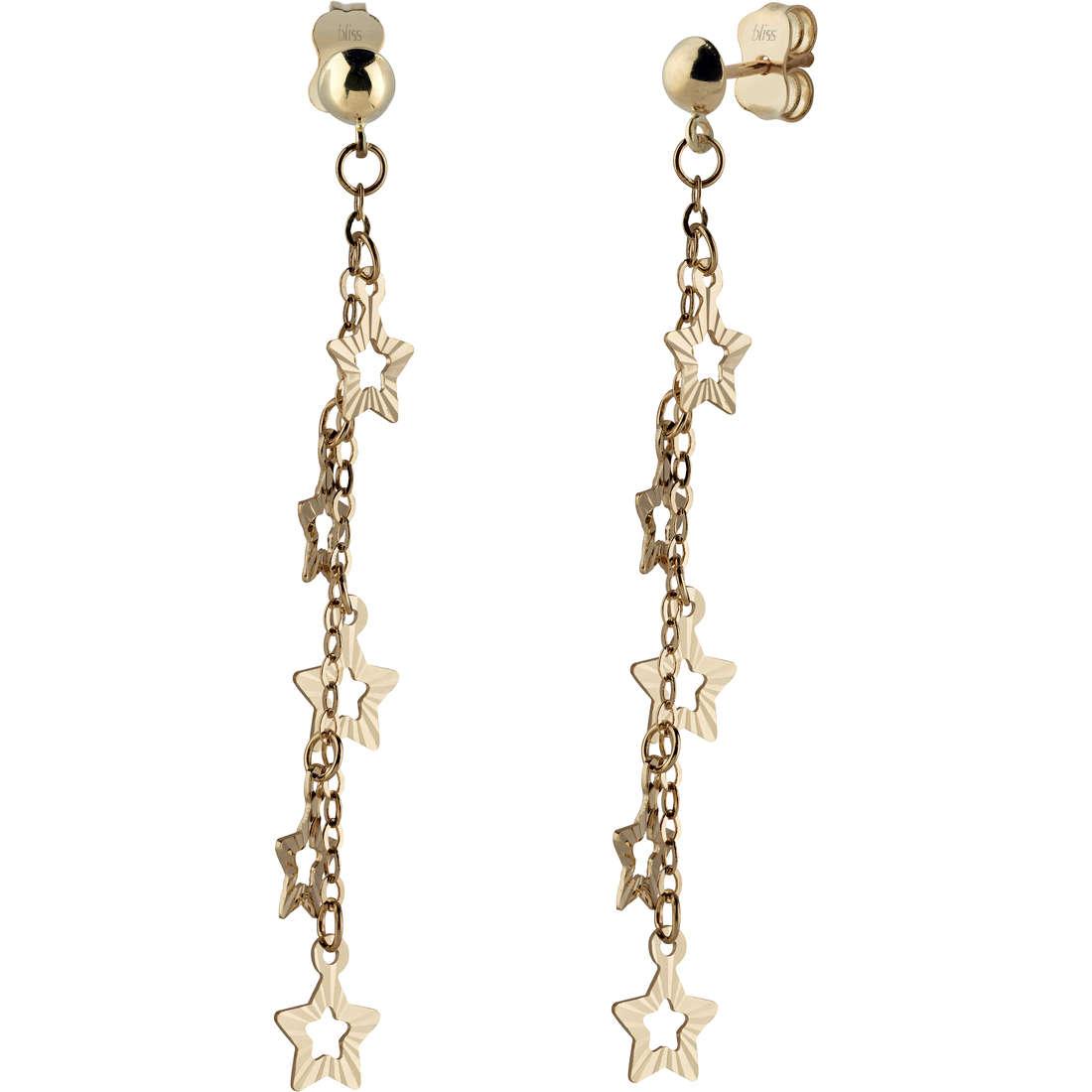 boucles d'oreille femme bijoux Bliss Organza 20071238