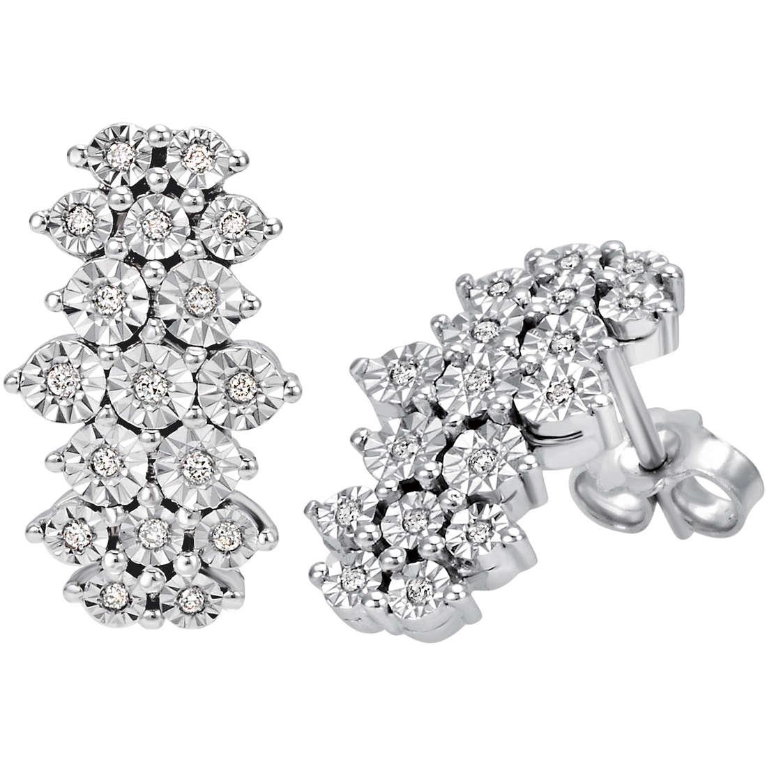 boucles d'oreille femme bijoux Bliss Orizzonti 20070761