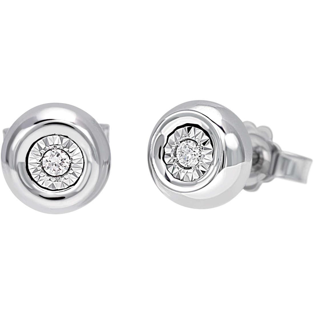 boucles d'oreille femme bijoux Bliss Rugiada 20069889