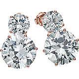 boucles d'oreille femme bijoux Bliss True Love 20059309