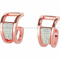 boucles d'oreille femme bijoux Breil Breilogy Extension TJ1810