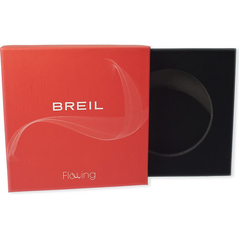 boucles d'oreille femme bijoux Breil Flowing TJ1157