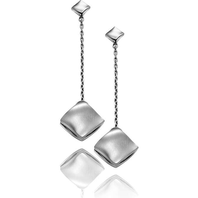 boucles d'oreille femme bijoux Breil Kite TJ1259